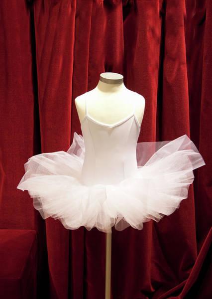 Fragility Photograph - Ballet Outfit, Toutou by Grant Faint