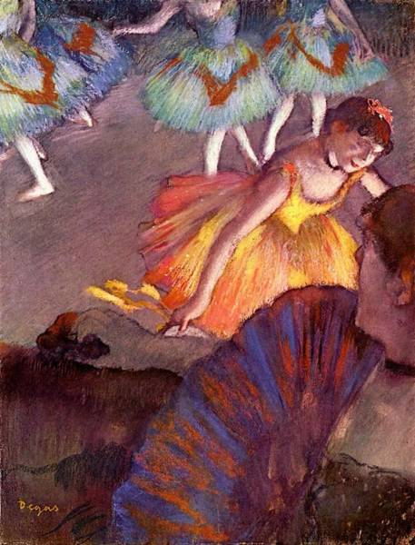 Wall Art - Painting - Ballet Seen From A Box Seat - Digital Remastered Edition by Edgar Degas