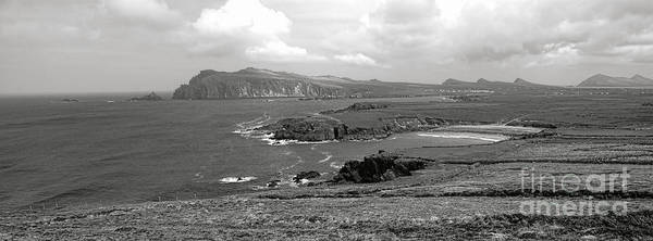 Dingle Peninsula Wall Art - Photograph - Ballyferriter Bay Seascape by Olivier Le Queinec