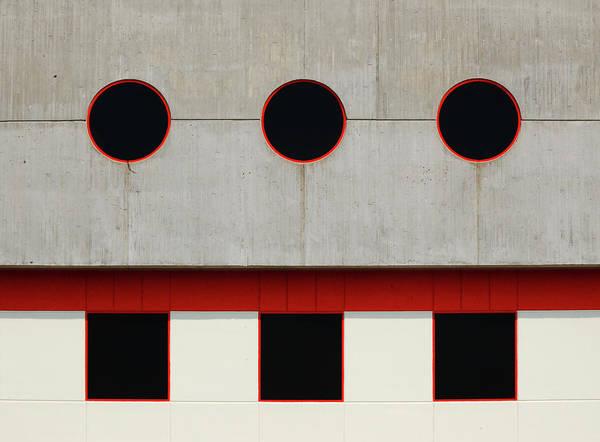 Photograph - Baltimore Windows by Stuart Allen