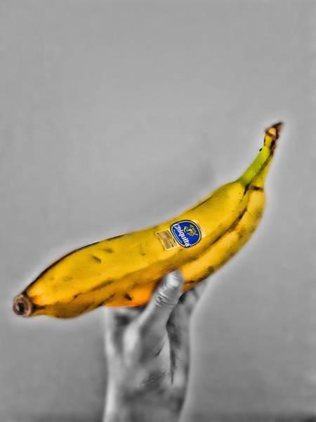 Wall Art - Digital Art - Bananas by CG Abrams