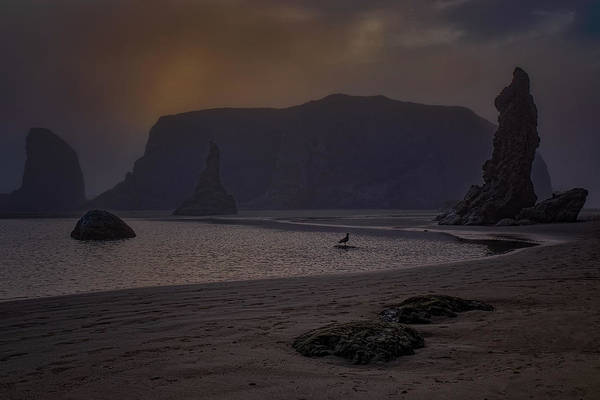 Photograph - Bandon Beach 3 by Thomas Hall