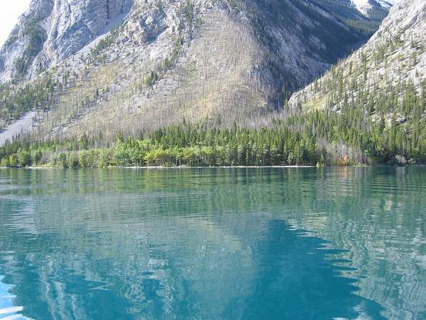 Digital Art - Banff Trip 2007 Tour Boat-6 by Doug Morgan