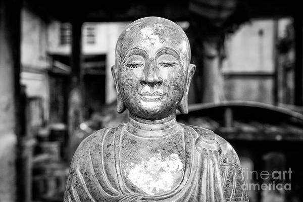 Wall Art - Photograph - Bangkok Buddha I by Dean Harte