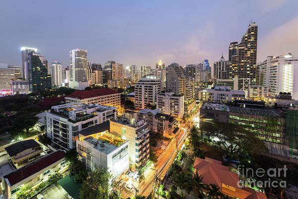 Photograph - Bangkok By Night by Didier Marti