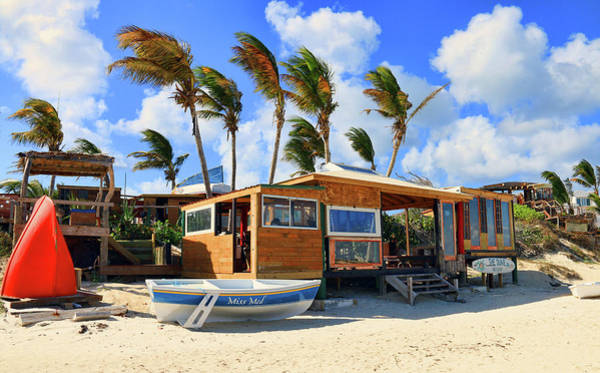 Photograph - Bankie Banxs Dunes Preserve Beach Bar by Ola Allen