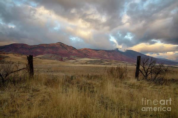 Wall Art - Photograph - Bannock Range by Idaho Scenic Images Linda Lantzy