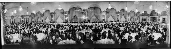 Wall Art - Photograph - Banquet, National Conference by Fred Schutz Collection