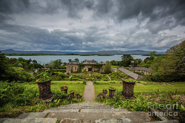 Wall Art - Photograph - Bantry House And Garden by Eva Lechner