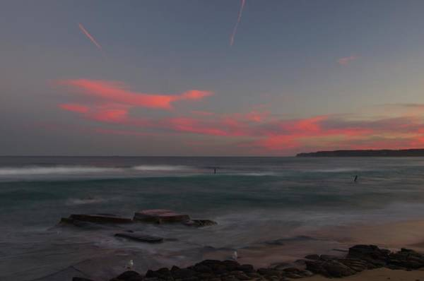 New South Wales Photograph - Bar Beach, Newcastle, Nsw, Australia by Roderick W. Kidd Photography