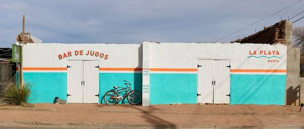 Photograph - Bar De Jugos  by Gia Marie Houck