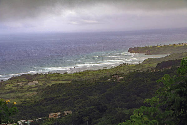 Photograph - Barbados View by Tony Murtagh