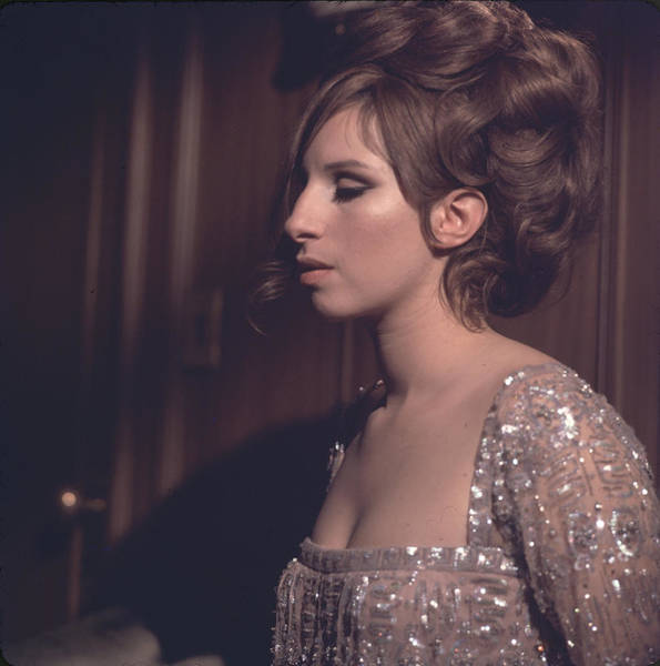 Fanny Photograph - Barbra Streisand by Archive Photos