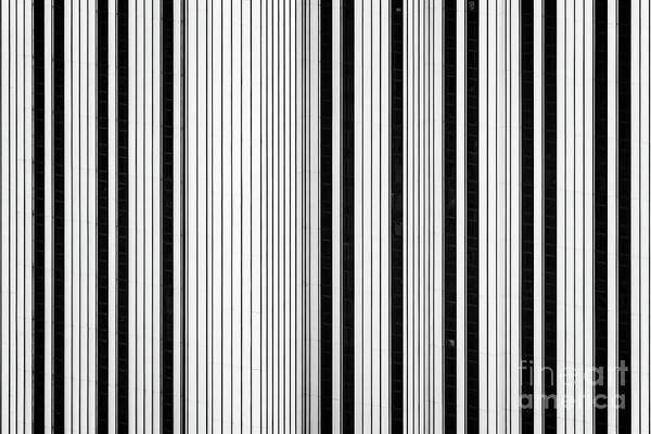 Barcode Wall Art - Photograph - Barcode Building by Delphimages Photo Creations
