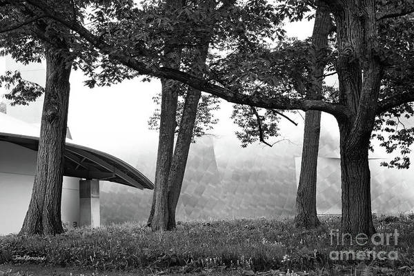 Photograph - Bard College Fisher Center by University Icons