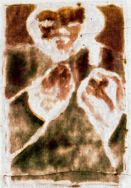 Digital Art - Bare Knuckle Boxer Digital 1 by Artist Dot