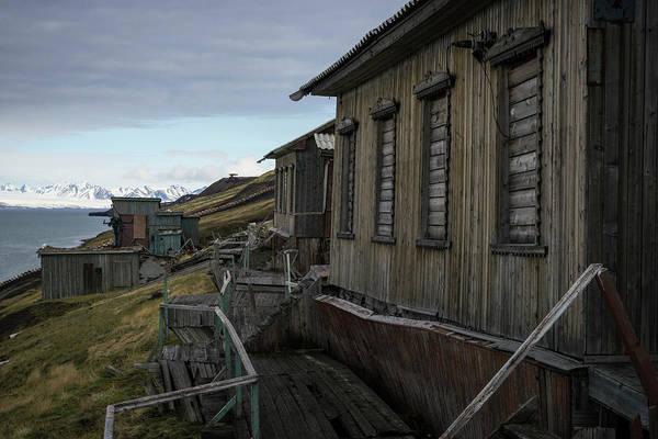 Photograph - Barentsburg by Kai Mueller