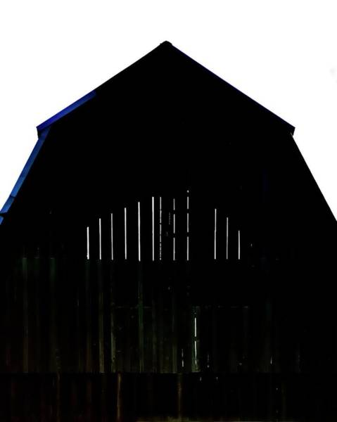 Photograph - Barn Hayloft by Jerry Sodorff