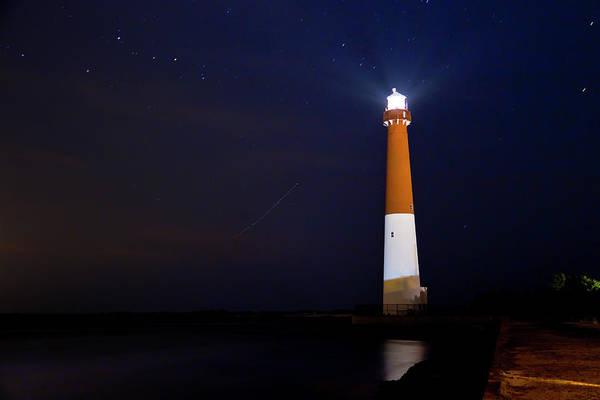 Barnegat Lighthouse Photograph - Barnegat Lighthouse by Stephen O'byrne
