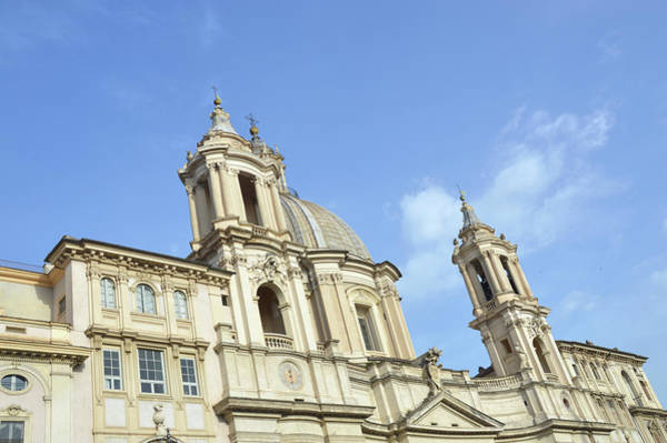 Photograph - Baroque Church by JAMART Photography