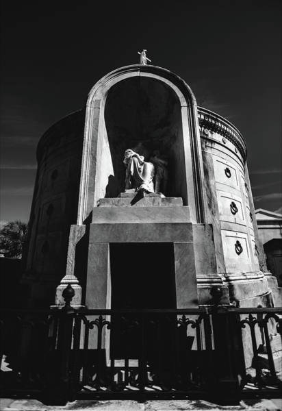 Photograph - Baroque Tomb by Peter Hull