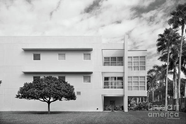 Photograph - Barry University Student Union  by University Icons