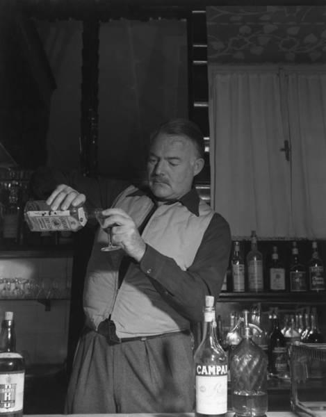 Drinking Glass Photograph - Bartendering by Archivio Cameraphoto Epoche