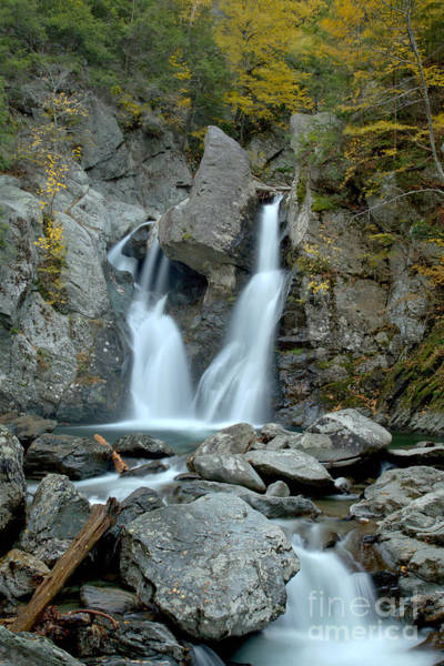 Photograph - Bash Bish Falls by Adam Jewell