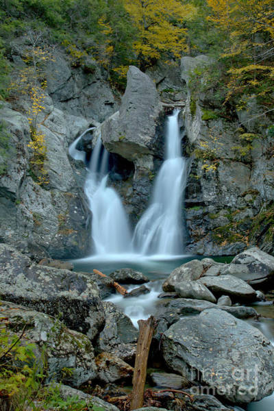 Photograph - Bash Bish Falls State Park by Adam Jewell