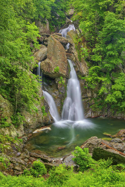 Photograph - Bash Bish Falls State Park  by Juergen Roth