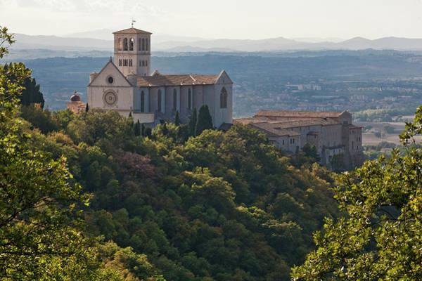 Religion Photograph - Basilica Di San Francesco Ad Assisi by © Aurelio Candido