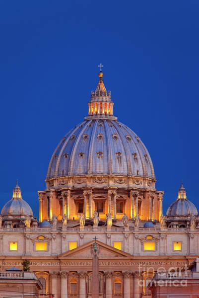 Wall Art - Photograph - Basilica Di San Pietro by Brian Jannsen