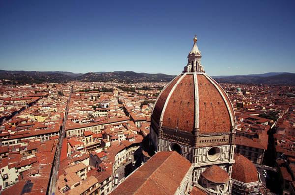 Duomo Photograph - Basilica Of Santa Maria Del Fiore by Nicolò Panzeri