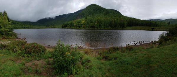 Photograph - Basin Pond Maine by Jeff Folger