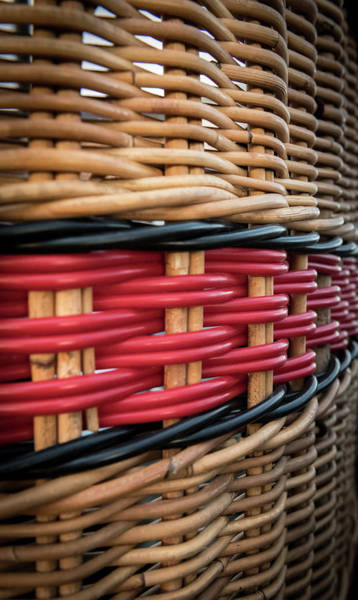 Photograph - Basket Weaving by Laura Hedien