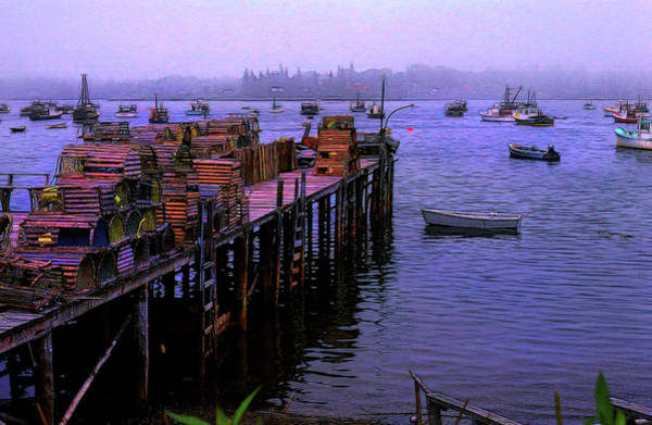 Wall Art - Photograph - Bass Harbor 2 by Mike Flynn