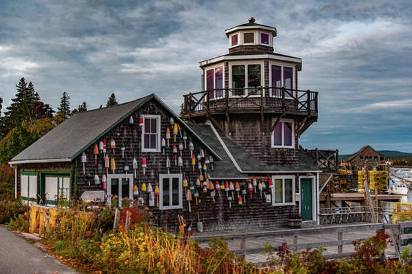 Photograph - Bass Harbor by Rick Hartigan
