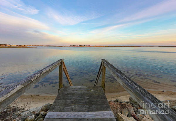 Photograph - Bass River Beach Cape Cod by Michelle Constantine
