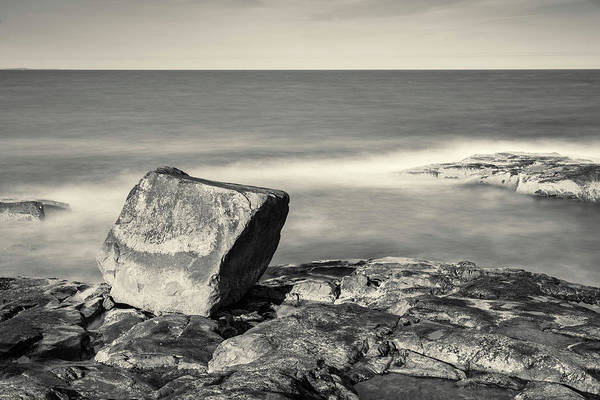 Photograph - Bass Rocks Gloucester Ma I Toned by David Gordon