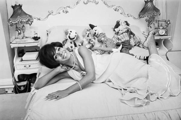 Furniture Photograph - Basseys Bedroom by Larry Ellis