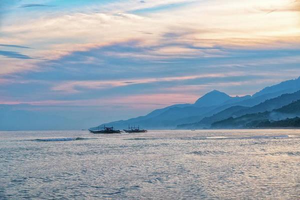 Photograph - Batangas Sunset by Russell Pugh