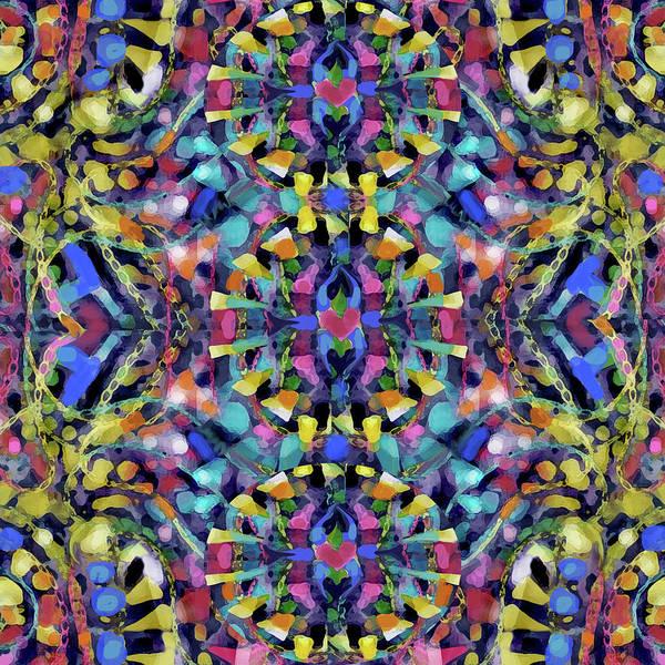 Digital Art - Bateekee by Jean Batzell Fitzgerald