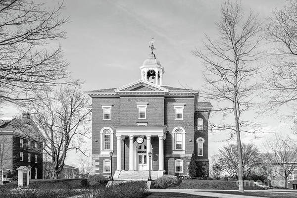 Photograph - Bates College Hathorn Hall by University Icons