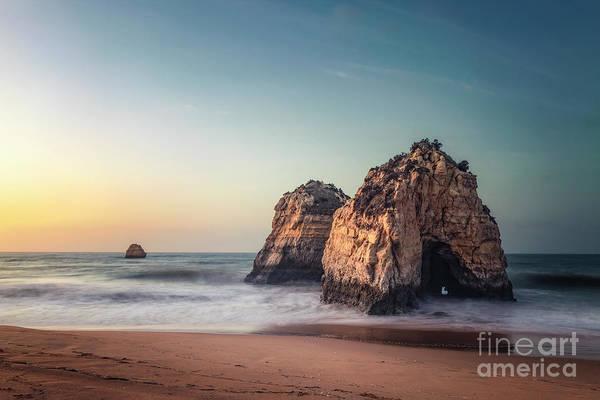 Atlantic Photograph - Bathed In Sunlight by Evelina Kremsdorf