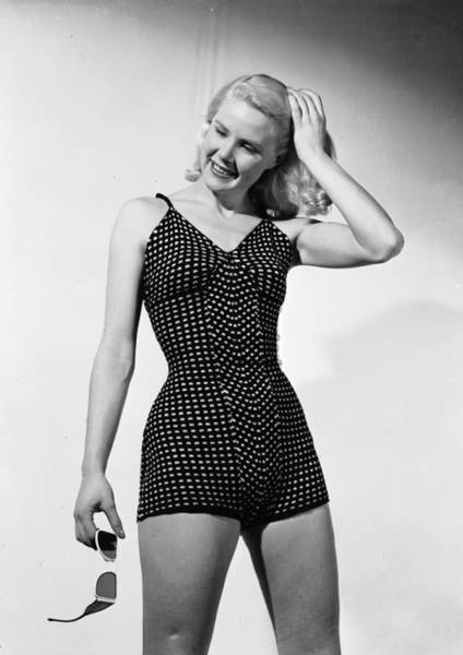 Photograph - Bathing Suit by Chaloner Woods