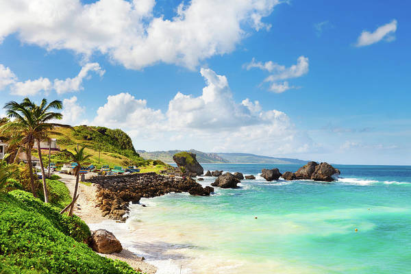 Greater Antilles Photograph - Bathsheba, Barbados by Tomml