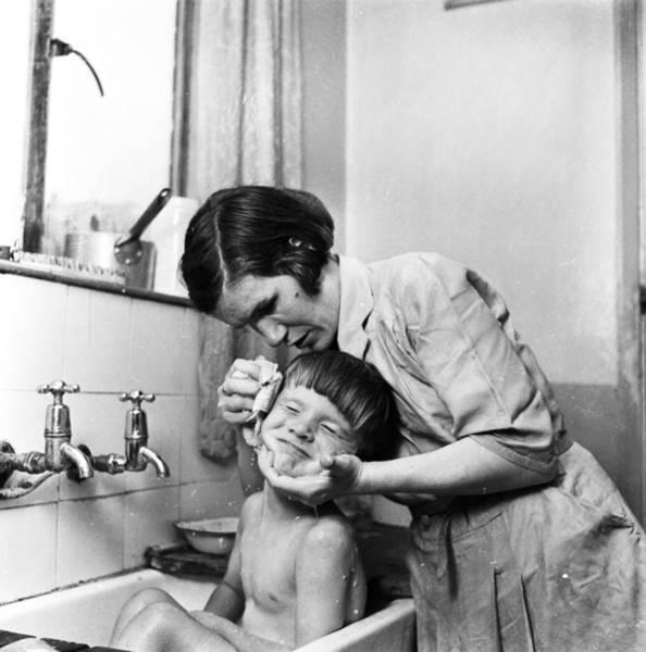 2 Photograph - Bathtime by K Harding