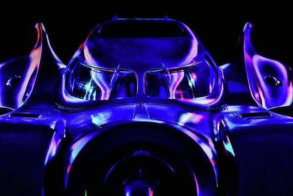 Photograph - Batmobile by Bill Jonscher