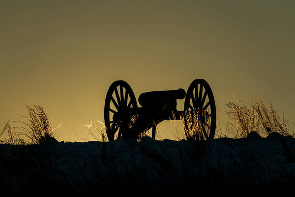 Photograph - Battle At Sundown by Travis Rogers