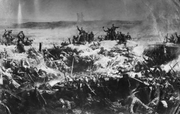 Rifle Photograph - Battle Of Malakoff by Hulton Archive